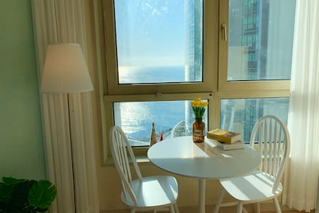 Haeundae Ocean View, Nice Place ♥ Welcome to Busan