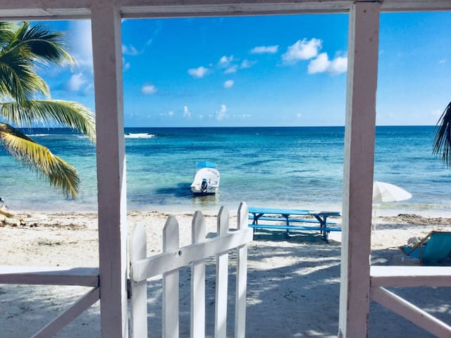 Beach Front Saona Island House
