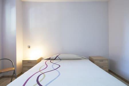 Habitacion doble confortable, bien comunicado - Alcorcón - Apartamento