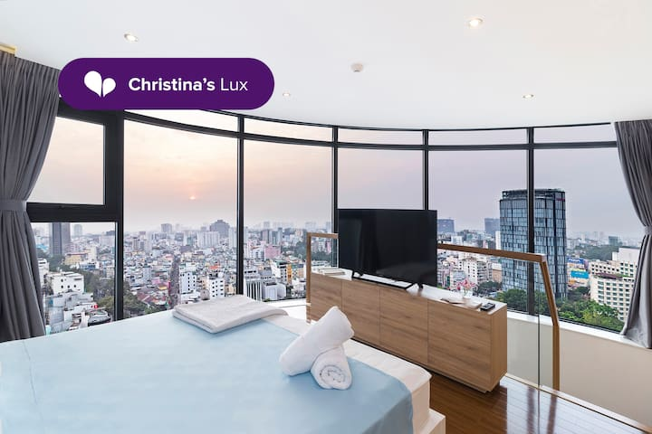 Penthouse LOFT ∙PANORAMA VIEW ∙BEST LOCATION∙BT193
