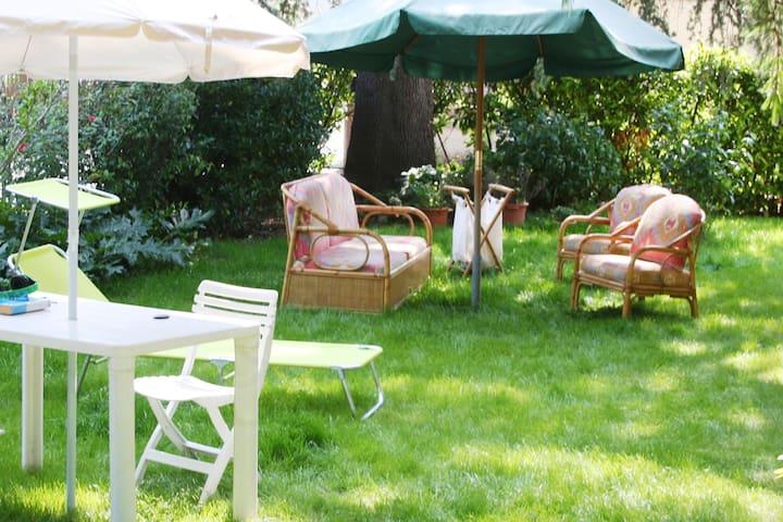 Appartamento in villa con giardino, Tuscany