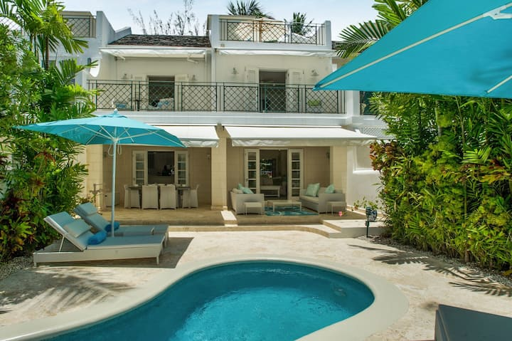 Blue Waters, Mullins Bay, Ocean Views with pool