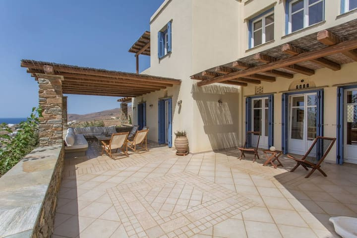 Villa Romania - Tinos - Vakantiewoning