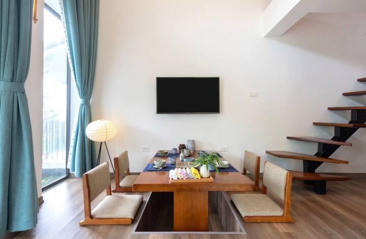 Unique Japanese style - Ohara villa Hoa Binh