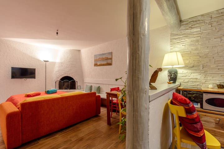 Sunny Tavern near Lake - Padenghe Sul Garda - Appartement