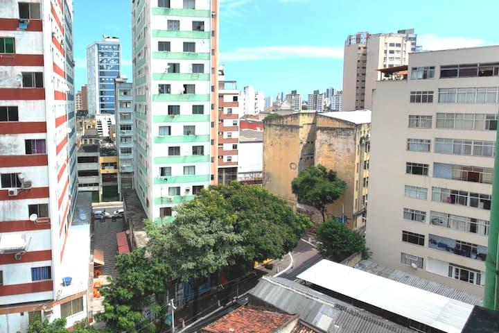Quarto e Sala Reformado no Centro de Salvador BA