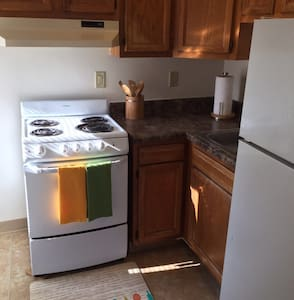Charming apt in historic Mt. Vernon - Baltimore - Apartemen