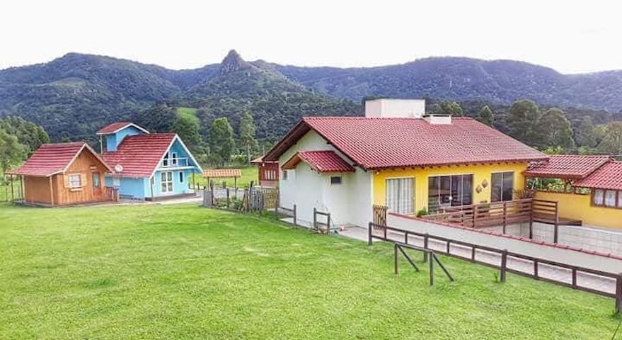 Pousada Rural Pavão