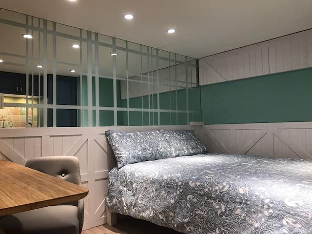 掀床 Wall bed