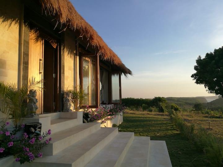 Ocean View Villa, Ekas Lombok   Breakfast Incl.
