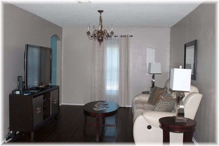 Spacious 4 Bedroom New Orleans Home