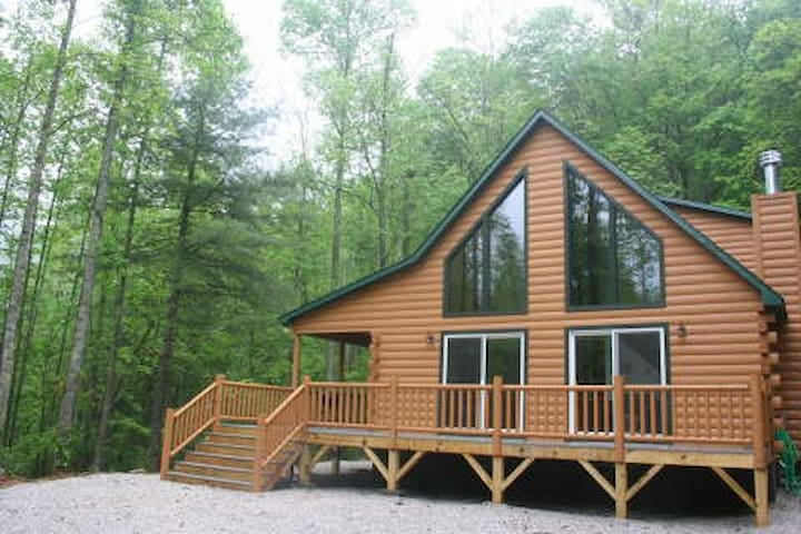 Secluded Mountain Cabin in the Woods - Robbinsville - Chalet