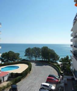 Gemütliches Apartment am Meer - Miami Platja - Departamento