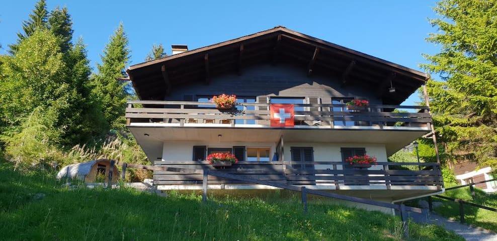 Le Loft 54 * Les Lofts de l'Alpe des Chaux