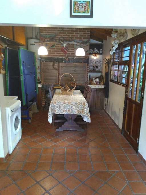 garage - quincho