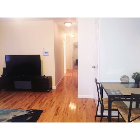 Uptown NYC 1-Bedroom Apartment - Bronx - Apartamento