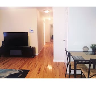 Uptown NYC 1-Bedroom Apartment - Bronx