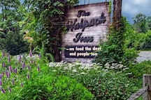 Walpack Inn is a must see/eat in place close by