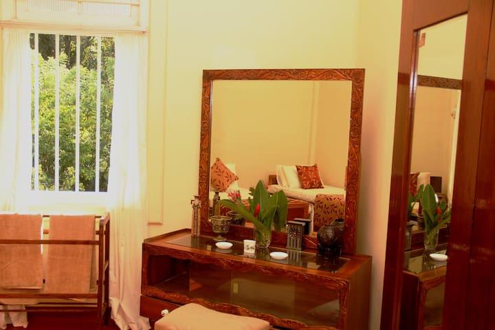 Aaaryaana Garden Villa First Floor Tripple Room - Weligama - Flat