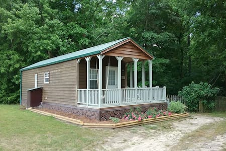 Weaver Woods & Cabin Private and Secluded