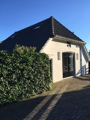 Charmant boerderijtje met hottub op de Veluwe.