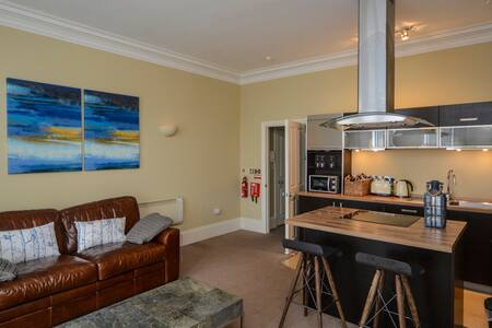 Awel Môr 2, Seafront Apartment - Aberystwyth - Apartment