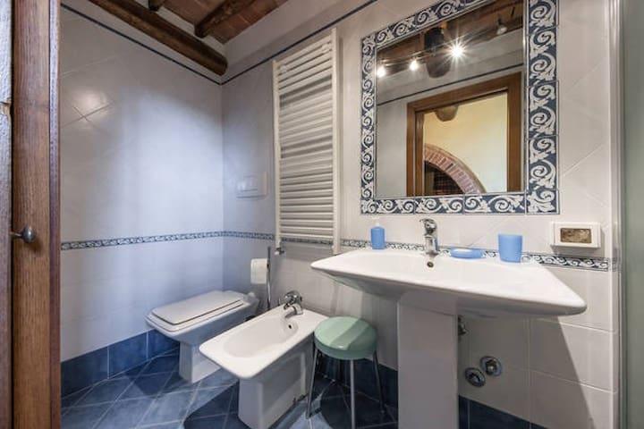Casa Nel Chianti Senese Con Piscina - Province of Siena - Hus