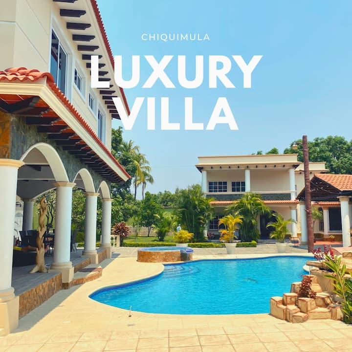 Luxury Villas El Manantial Chiquimula
