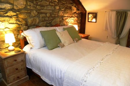 Warm Cozy Rustic Welsh Cottage in Pembrokeshire