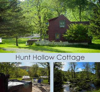 Hunt Hollow Hideaway and Spa