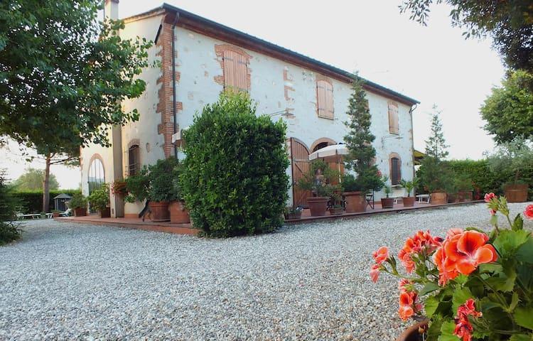 """Casale degli Zizzoli  """"IL Fienile"""" - Cascina - House"""