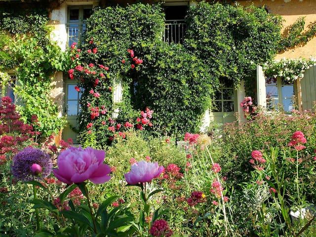 Chambre d'hôte dans un jardin Remarquable (2)