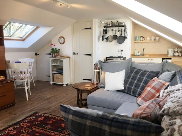The Loft, Lamplugh: Rural retreat for two