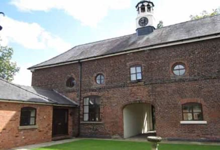 17th Century Listed Stables Building