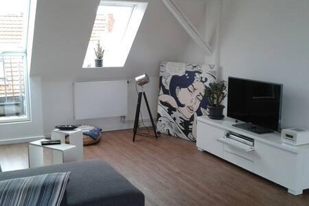 Ganz oben und mittendrin: Linden! - Hannover - Lägenhet