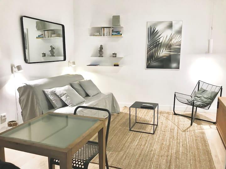 Le Chaleureux - Studio en hypercentre de Toulouse
