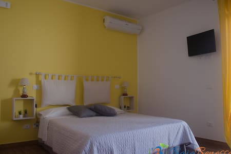 Baia Benessere B&B EcoVegan-Room Lemon - Santa Severa Nord