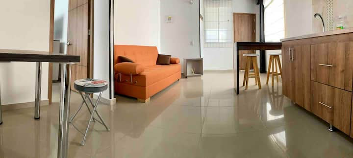 ***Your Home Away From Home – The Orange Flat***
