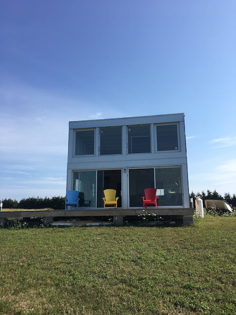 Ocean Breeze小屋
