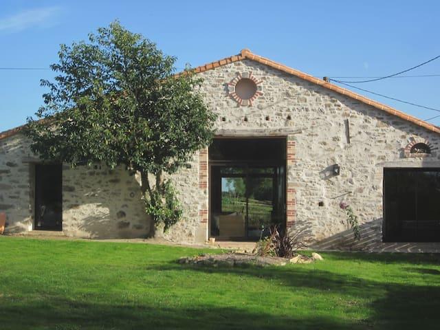 La closerie de la Glossetière - Saint-Étienne-du-Bois
