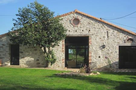 La closerie de la Glossetière - Saint-Étienne-du-Bois - House