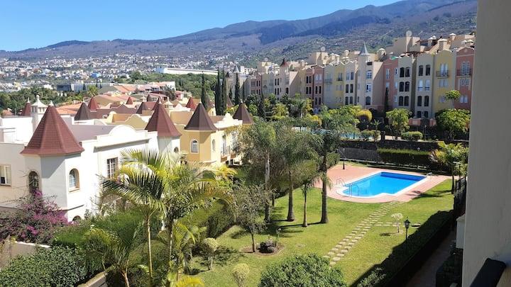 Mi Pequeño Paraíso en La Quinta (Santa Úrsula)