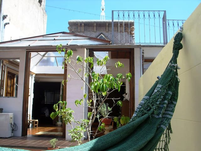 Sunny Hip Dome-Loft with 2 Private Terraces - Buenos Aires - Loft