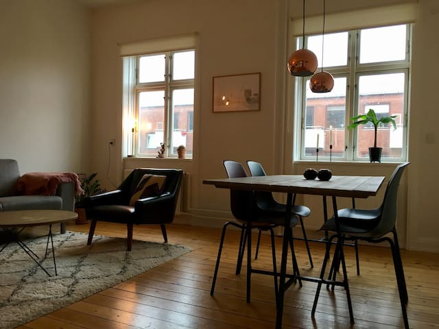 Cozy apartment in Nørrebro - Copenhague - Departamento