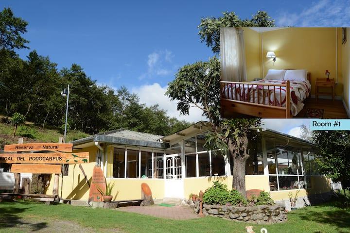 Reserva Madrigal Del Podocarpus - Room #1