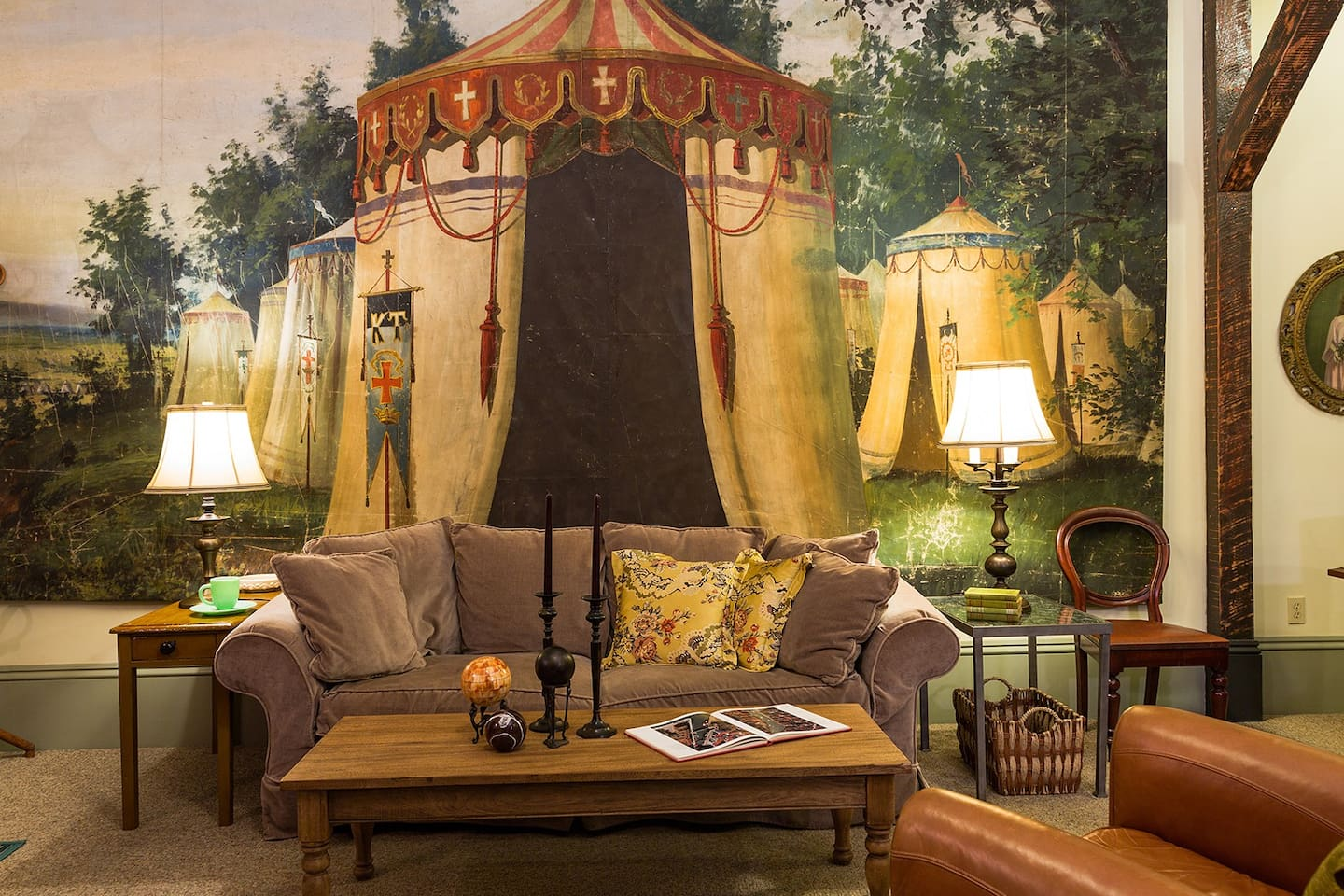 River House New Orleans - Garden Apt. - Guesthouses for Rent in New ...