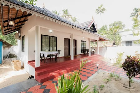 Bella Homestay - Villa on Marari Beach