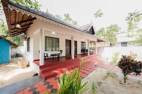 Bella Homestay - Villa on Marari Beach