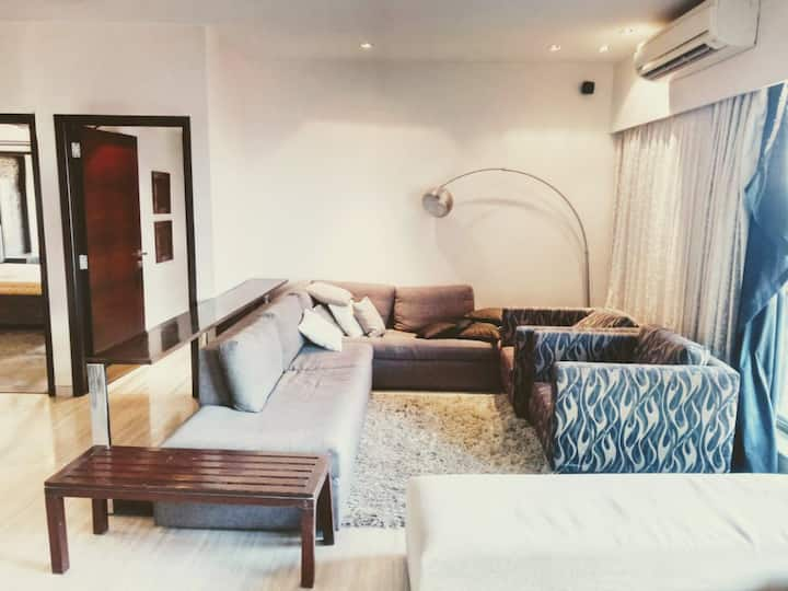 Premium 3 bedroom Apartment in the heart of Mumbai