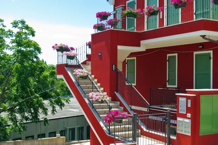 Appartamento fantastico e riservato - Borgaccio